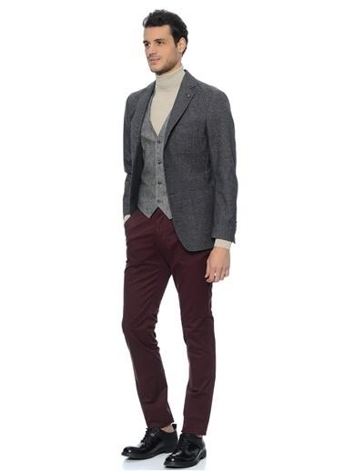 George Hogg George Hogg Ceket Yaka Uzun Kol Erkek Takım Elbise Antrasit